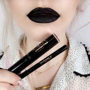 Tarteist Black lip paint in Naughty